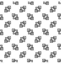 tribal seamless ethnic background stylish vector image vector image