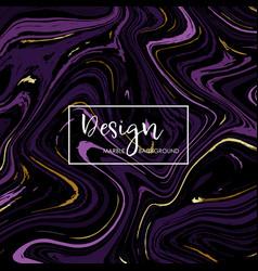 modern marble design for invitation vector image