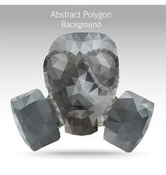 PolygonGasMask vector