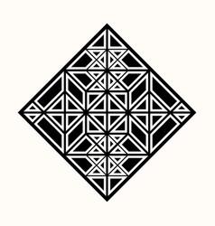 Sacred geometry 0081 vector
