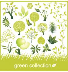 Icon nature vector