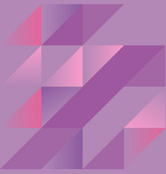 abstract purple geometric seamless pattern vector image