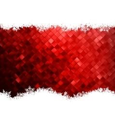 Christmas background design EPS 10 vector image