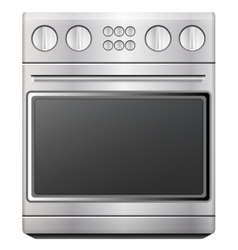 Stove vector image