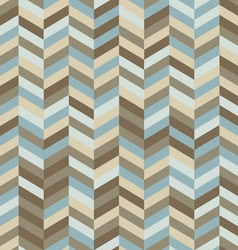 Zig Zag Background in Trendy Hipster Colors vector