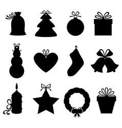 Gift label vector