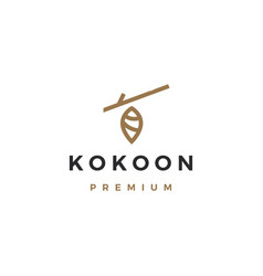 kokoon logo icon vector image