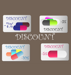 Special offer sale tag discount symbol retail vector