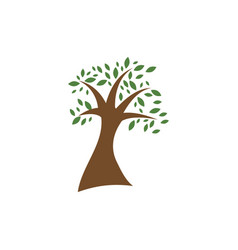 Tree icon design template isolated vector