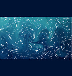 abstract background with beautiful liquid acrylic vector image