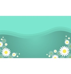 Background spring collection stock vector