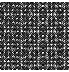 black and white texture pattern background vector image