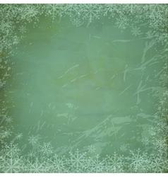 vintage grunge christmas vector image vector image