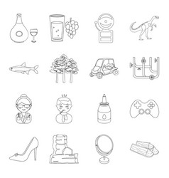 Alcohol education medicine and other web icon in vector