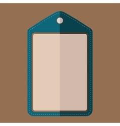 Marsh vintage badge vector image