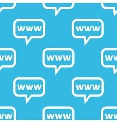 WWW message pattern vector