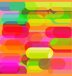 multi color abstract background vector image vector image
