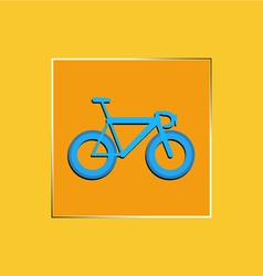 Bicycle 01 vector