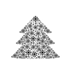 Christmas decorative symbol vector