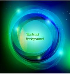 dark swirl background vector image