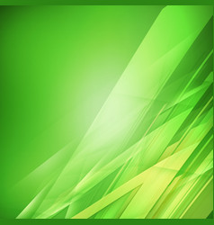abstract background soft blurred green vector image
