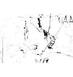 Broken texture vector