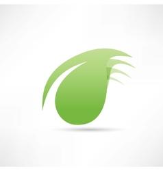 Environmental space icon vector