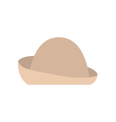 hat item of clothing store vector image