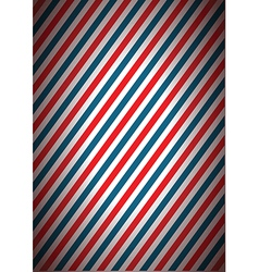 blue and red strip background vector image