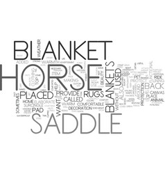 Whats that under your saddle text word cloud vector