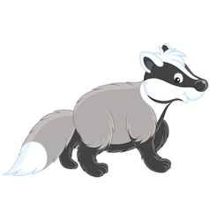 Badger vector