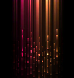overlap pixel speed abstract background vector image