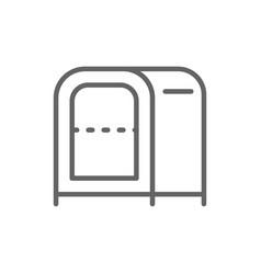 Paper towel dispenser napkin holder for vector