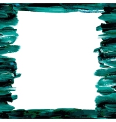 Grunge hand drawn frame vector image