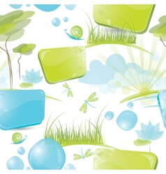nature wallpaper vector image