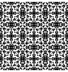 Paper lace pattern vector image