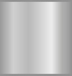 Silver gradient smooth texture empty gray metal vector