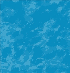 Abstract blue watercolor background or texture vector image