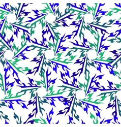 Seamless patterns Abstract vector image vector image