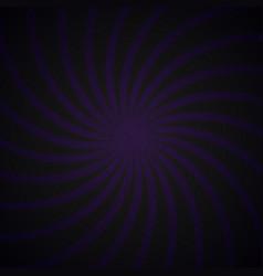 blue and black spiral vintage vector image