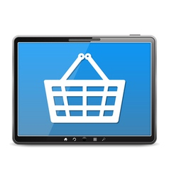 E-Commerce Internet Store vector image vector image