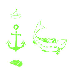 Animal icons set outline set of 25 animal icons vector
