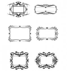 6 frame vector