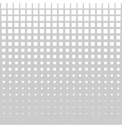 Abstract Halftone Square Dot Background vector