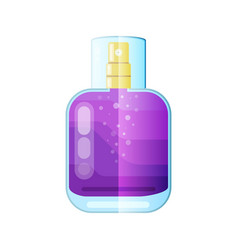 Flat icon displaying soap cosmetic for web vector