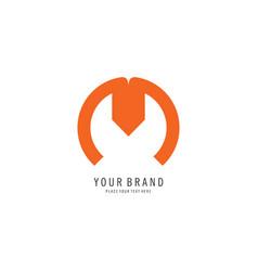 repair symbol logo vector image