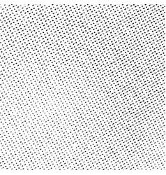 distress halftone texture vector image