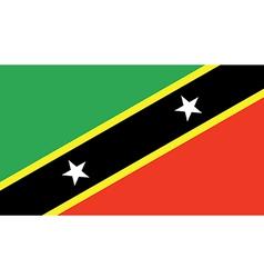 Saint Kitts Nevis vector