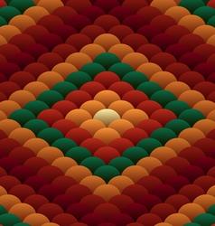 Earthy blobs seamless background vector