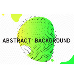 Minimal abstract design vector